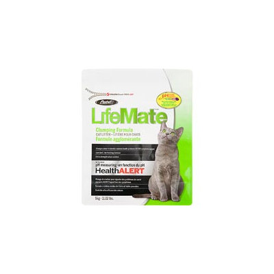 Lifemate Scoopable Cat Litter With Ph Health Alert