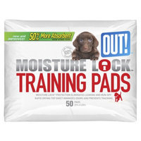 OUT! International Simply OUT! Dog Housetraining Pads 50-pk. - 21x23