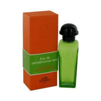 Eau De Pamplemousse Rose by Hermes Eau De Cologne Spray 1.6 oz