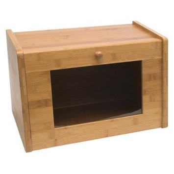 Lipper International Bamboo Bread Box