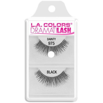 L.A. Colors Dramatilash Dainty False Eyelashes