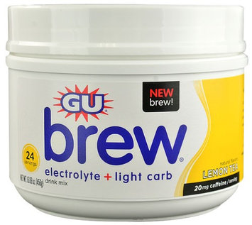 Gu Sports GU Hydration Drink Mix Canister Lemon Tea, One Size