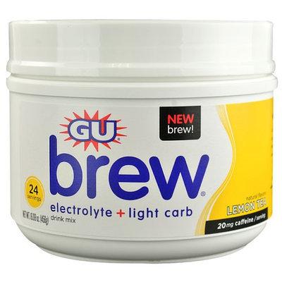Gu Sports GU Hydration Drink Mix Canister Lemon Tea, One Size