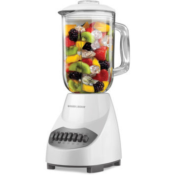 Black & Decker Glass Blender 10 Speed