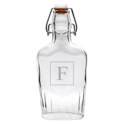 Cathy's Concepts Personalized Monogram Glass Dispenser - F