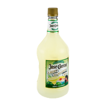 Jose Cuervo Zero Calories Classic Lime Light Non-Alcoholic Margarita Mix