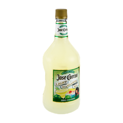 Jose Cuervo Zero Calories Classic Lime Light Non-Alcoholic Margarita Mix