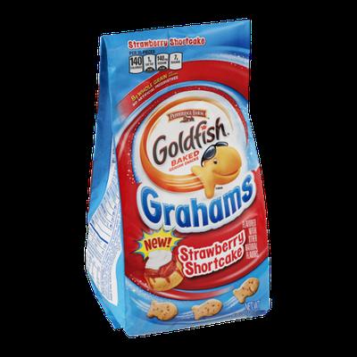 Goldfish® Grahams Strawberry Shortcake