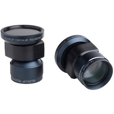 olloclip Telephoto Lens + Circular Polarizer Lens for Apple iPhone 5/5S