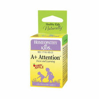 Herbs For Kids A Plus Attention 125 Chewables