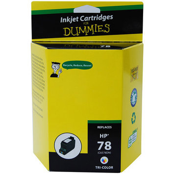 For Dummies - HP 78 Remanufactured Inkjet Cartridge