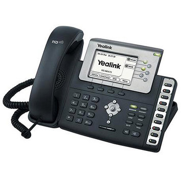 Yealink SIP-T28P Executive IP Phone w/POE
