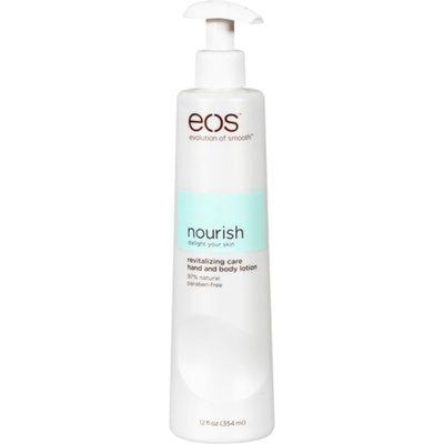 eos Nourish Revitalizing Care Hand & Body Lotion