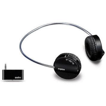 Rapoo Corporation Rapoo H3070 Black Circumaural Stereo Headset