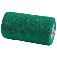 Andover healthcare 3400GR Co-Flex Flexible Pet Bandage / Color (Hunter Green)