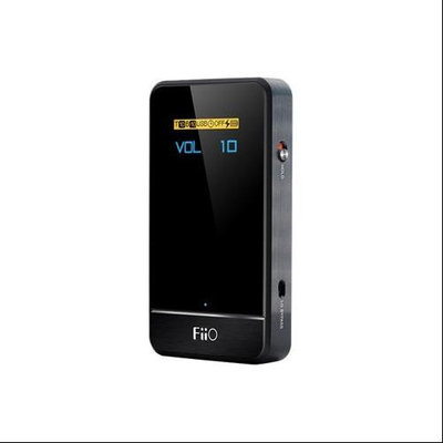 FiiO E07K Andes Portable USB DAC Headphone Amplifier, Black