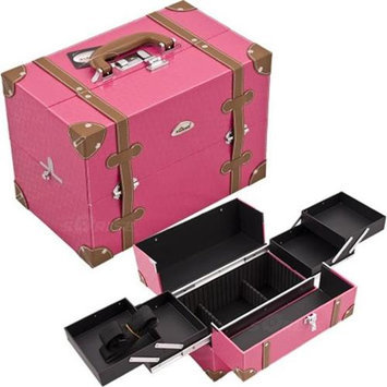 Just Case Usa Inc. Professional Cosmetic Makeup Case Color: Hot Pink