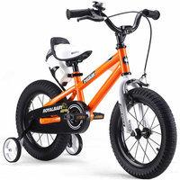 Royalbaby Freestyle 12-in. Bike - Kids (Orange)