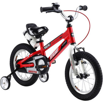 RoyalBaby Space No. 1 18-inch Kids Bicycle