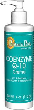 Puritan's Pride 2 Units of Coenzyme Q-10 Creme-4 oz-Cream