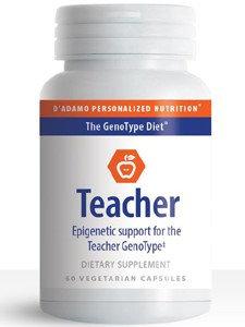 D'adamo Personalized Nutrition Teacher Catalyst 60 vcaps