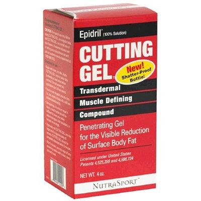 Nutra Sport NutraSport Cutting Gel Epidril, 100% Solution , 4 oz
