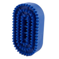 Top Paw Rubber Curry Dog Brush