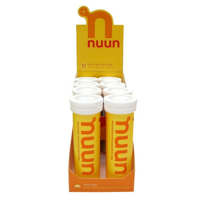 nuun Electrolyte Enhanced Drink Tabs