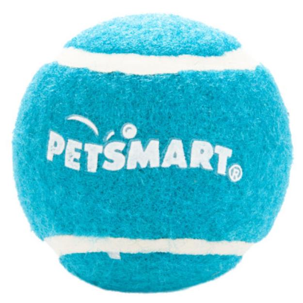 Grreat ChoiceA PetSmart Logo Tennis Ball Dog Toy
