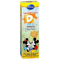 Disney Gummies Children's Vitamin D3 400IU
