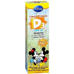 Disney Gummies Children's Vitamin D3 400IU