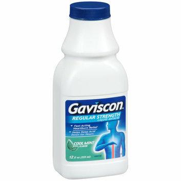 Gaviscon Regular Strength Liquid Antacid
