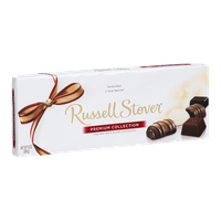Russell Stover Premium Collection Fine Milk, White & Dark Chocolates