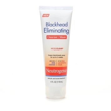 Neutrogena Blackhead Eliminating Cleanser/Mask