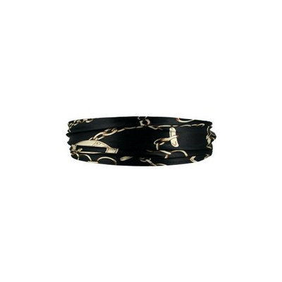 Smoothies Chain Scarf Headband-Black 01401