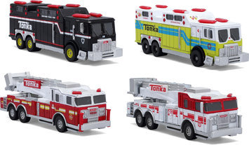 Funrise Tonka Die-Cast Rescue Rigs - Fire Rescue