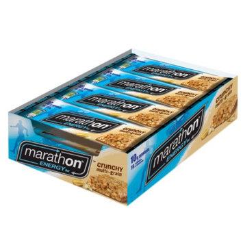 Marathon Energy Bar Crunchy Multi-Grain