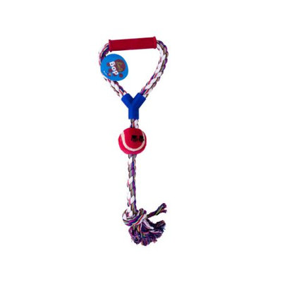 Bulk Buys OC197 Jumbo Pull Rope Dog Toy Case of 36