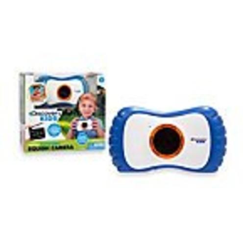 Discovery Kids Digital Photo/Video Squish Camera (Blue)