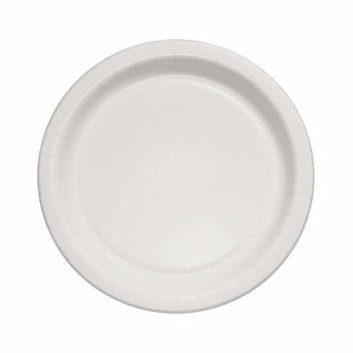 Solo Cup Company 8.5'' Bare Eco-Forward Clay-Coated Paper Plates Deep Well