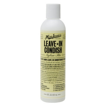 Miss Jessie's Leave-In Condish Hair Conditioner - Soybean and Aloe (8