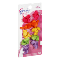 Goody Girls Squiggle Ponytailers - 10 CT