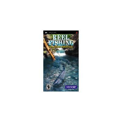 GameStop Reel Fishing: The Great Outdoors