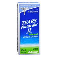 Tears Naturale II Polyquad Lubricant Eye Drops