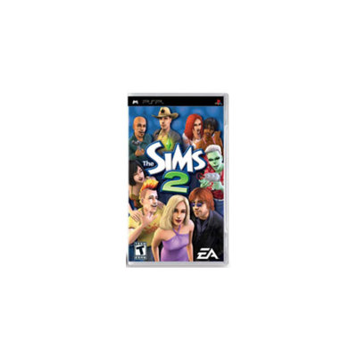 Electronic Arts The Sims 2 (PSP)