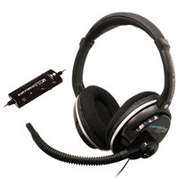 Turtle Beach Ear Force DPX21 Headset - Surround - Mini-phone, USB