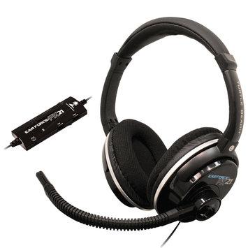 Turtle Beach Ear Force DPX21 Headset - Surround - Mini-phone, USB