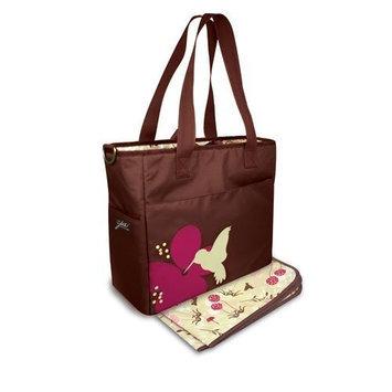 Bumkins Grande Diaper Bag, Floral