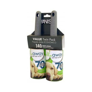 Vanish 7079 Pet Hair and Lint Rollers
