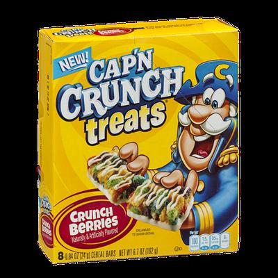 Cap'n Crunch Treats Crunch Berries - 8 CT